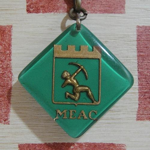 フランス MEAC 広告ノベルティ ブルボンキーホルダー