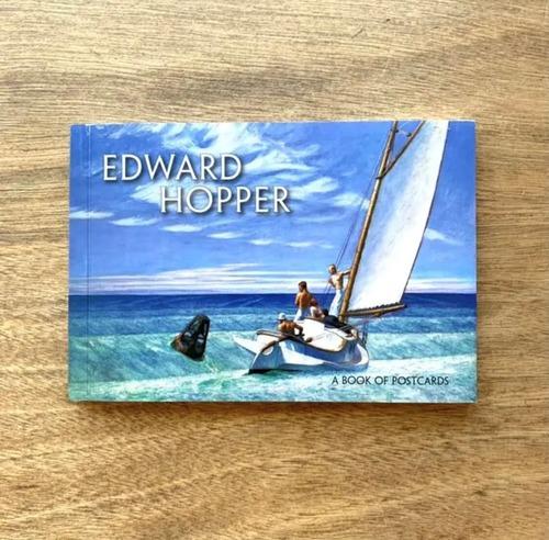 Edward Hopper :A BOOK OF POSTCARDS