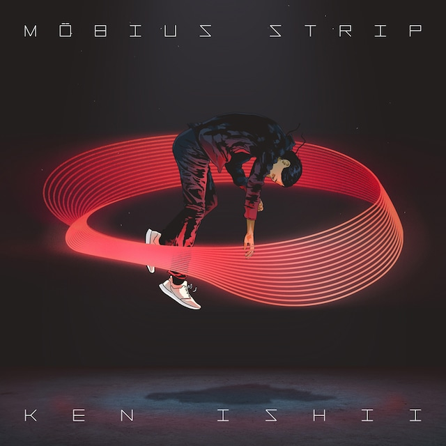 KEN ISHII - 『Möbius Strip』【完全生産限定盤Type B】 - メイン画像