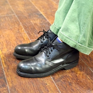 1980s US NAVY CHUKKA BOOTS / 1983 USN チャッカ ブーツ 6 1/2 R