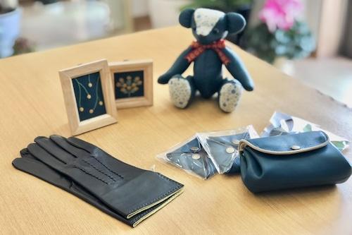 【ファクトリーショップ】kawa-wa(カワノワ)革手袋・皮小物の商品画像7