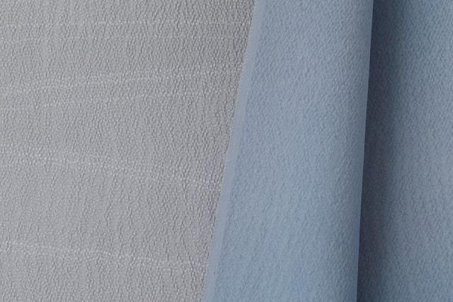江戸小紋 青海波に斜縞