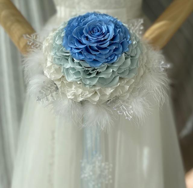 Frozen bouquet 【受注製作】
