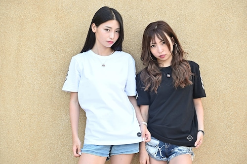 HMR official Short Sleeve Tシャツ with BANDEL