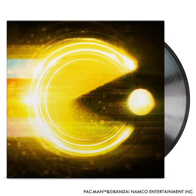 JOIN THE PAC - KEN ISHII feat. PAC-MAN【7inch EP】 - メイン画像
