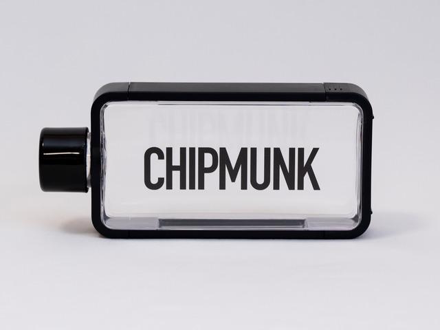 フレームスクエアボトル/CHIPMUNK/SQ-CM-001