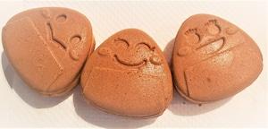 """★美味しくなってリニューアル★ふわふわ恋むすび焼き 8個入りフライパンケース詰合せ (Fluffy mini pancakes """"Koi musubi yaki"""" 8pieces)"""