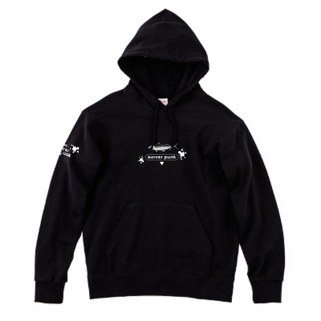 サバパンク・パーカー2020/ Black