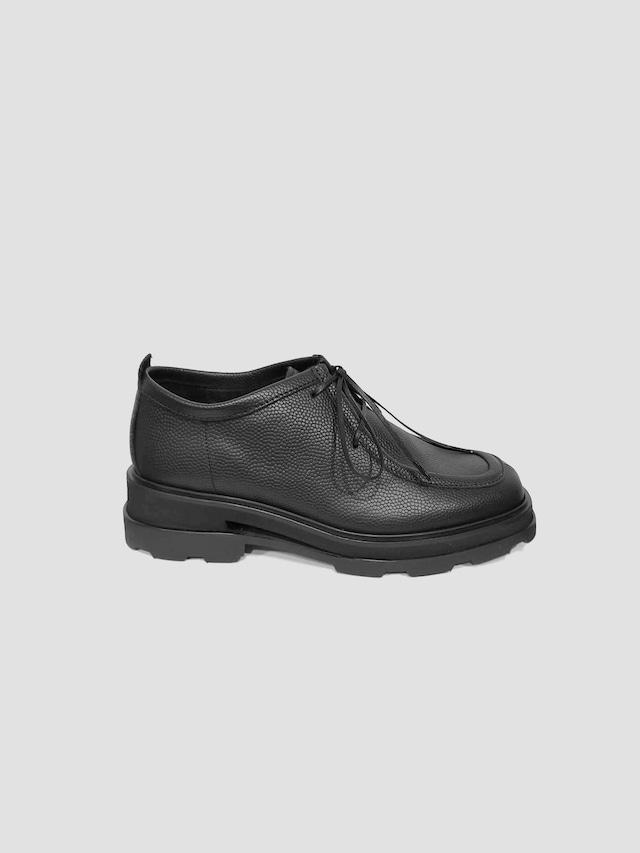VEIN Docking Sole Tyrolean Boots For BPS  Grain Black VA12-350