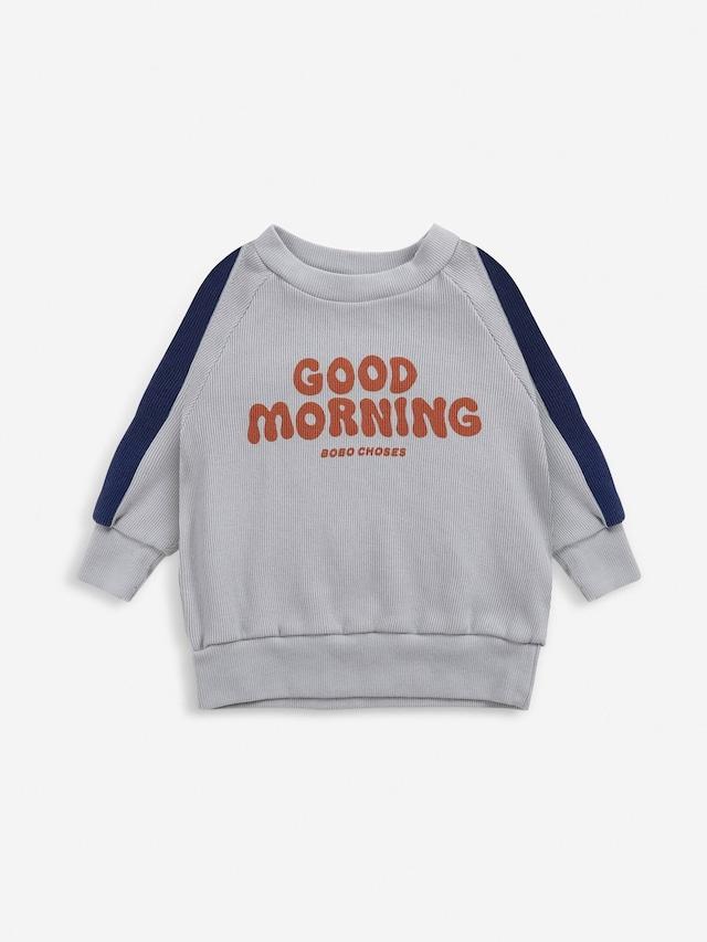 【21AW】bobochoses(ボボショセス)Good Morning Sweatshirt スウェット