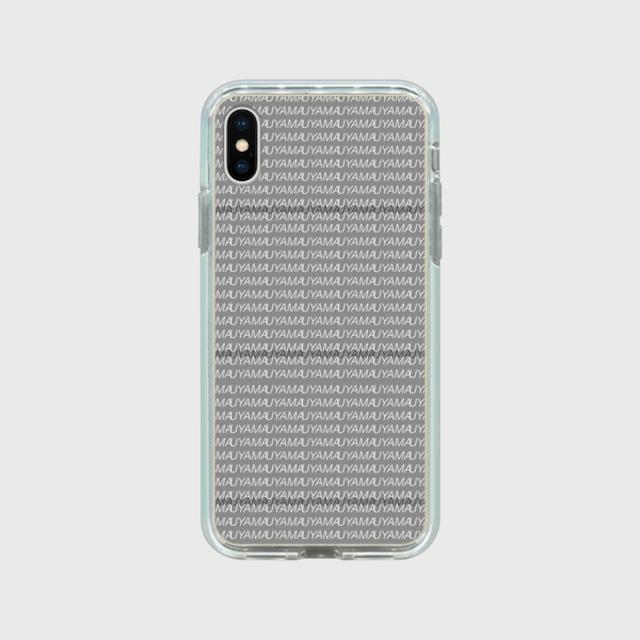 UYAMA iPhone ハードケース 灰