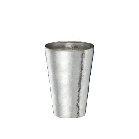 SUSgallery (サスギャラリー) 真空チタンカップ TITANESS Tumbler Basic line 【Multiple (M) Mirror 400ml】