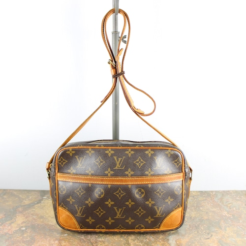 .LOUIS VUITTON M51272 MB0044 MONOGRAM PATTERNED SHOULDER BAG MADE IN FRANCE/ルイヴィトントロカデロモノグラム柄ショルダーバッグ2000000051390