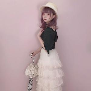 Tulle&frill princess skirt