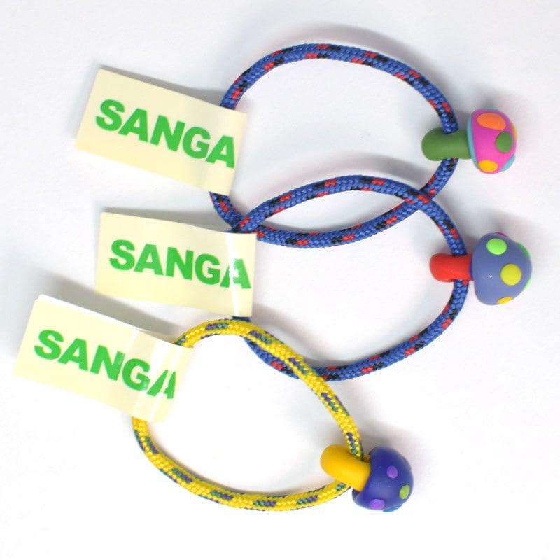 SANGA(サンガ)ZIP HOLDER KINOKO ジップホルダーキノコ