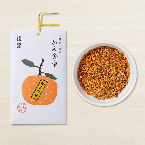 柚子七味  /  Yuzu shichimi