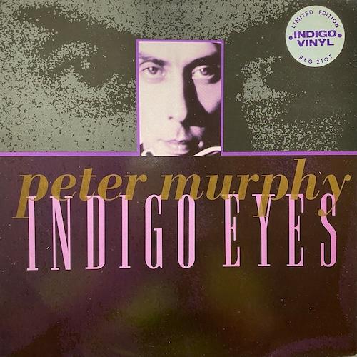 【12inch・英盤】Peter Murphy / Indigo Eyes