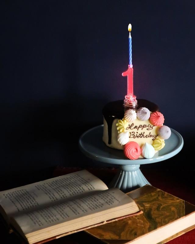 【ダルトン DULTON 】キャンドル LED 数字 ナンバーキャンドル 誕生日 0 1 2 3 4 5 6 7 8 9