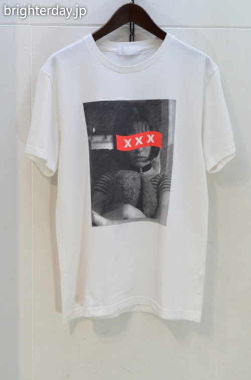 GOD SELECTION XXX マチルダTシャツ