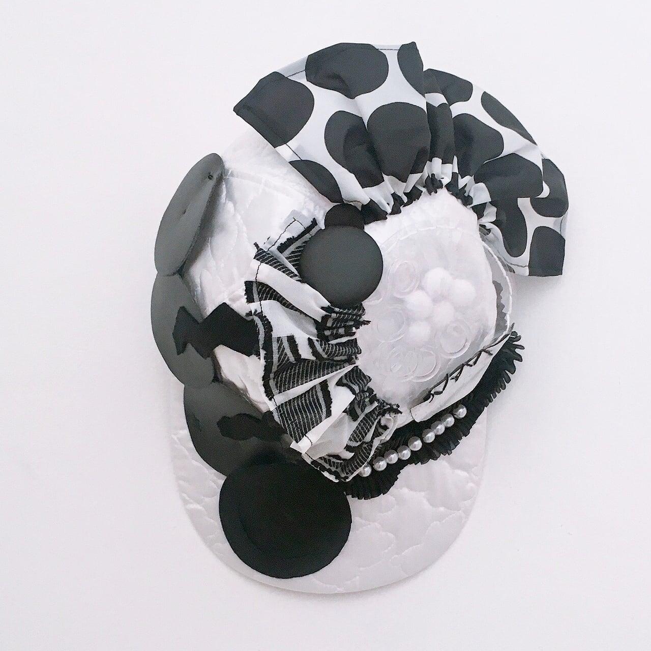 kouitten × frankygrow decorative cap / #2