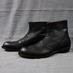 classique boots shrink kipleather / black