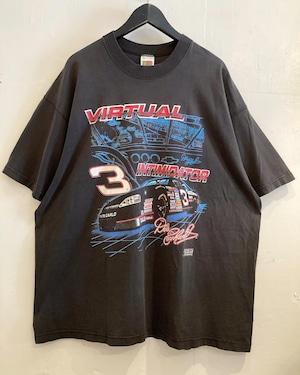RACING プリントTシャツ