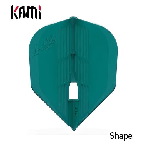 L-Flight PRO KAMI L3 [Shape] Deep Green