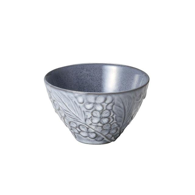 aito製作所 「リアン Lien」ボウル 皿 約11cm M グレー 美濃焼 267812