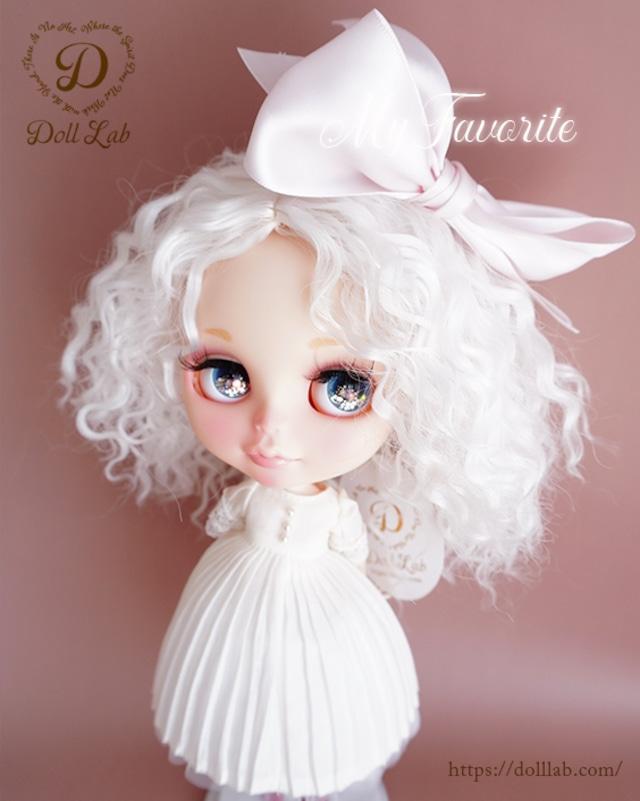 ウェービーシープ [10inch] シルク繊維 天使の巻き毛 DWL011-005-10in