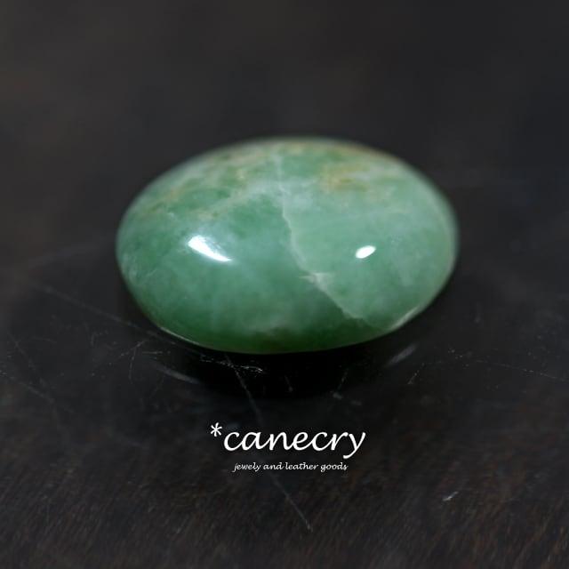 石で作るオーダーリング【糸魚川翡翠】