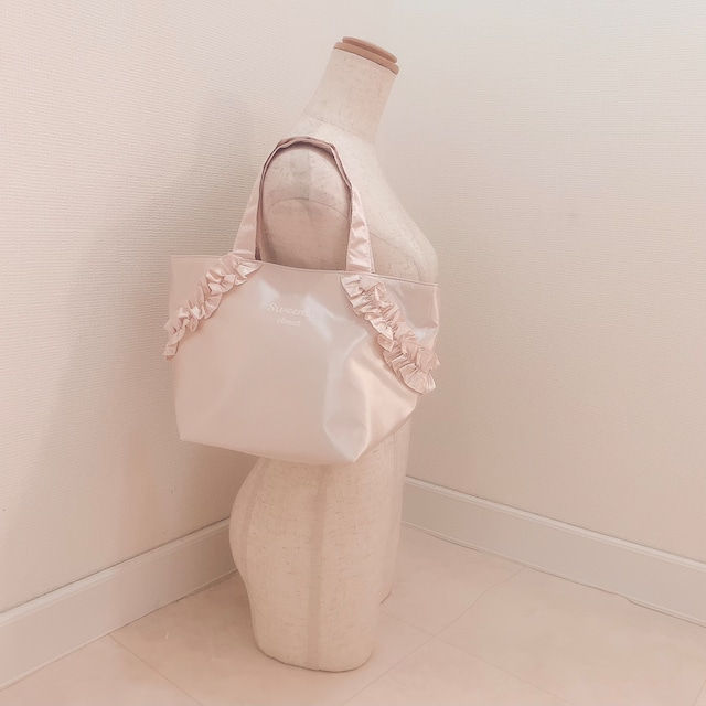 【即納】Sweemy original satin bag
