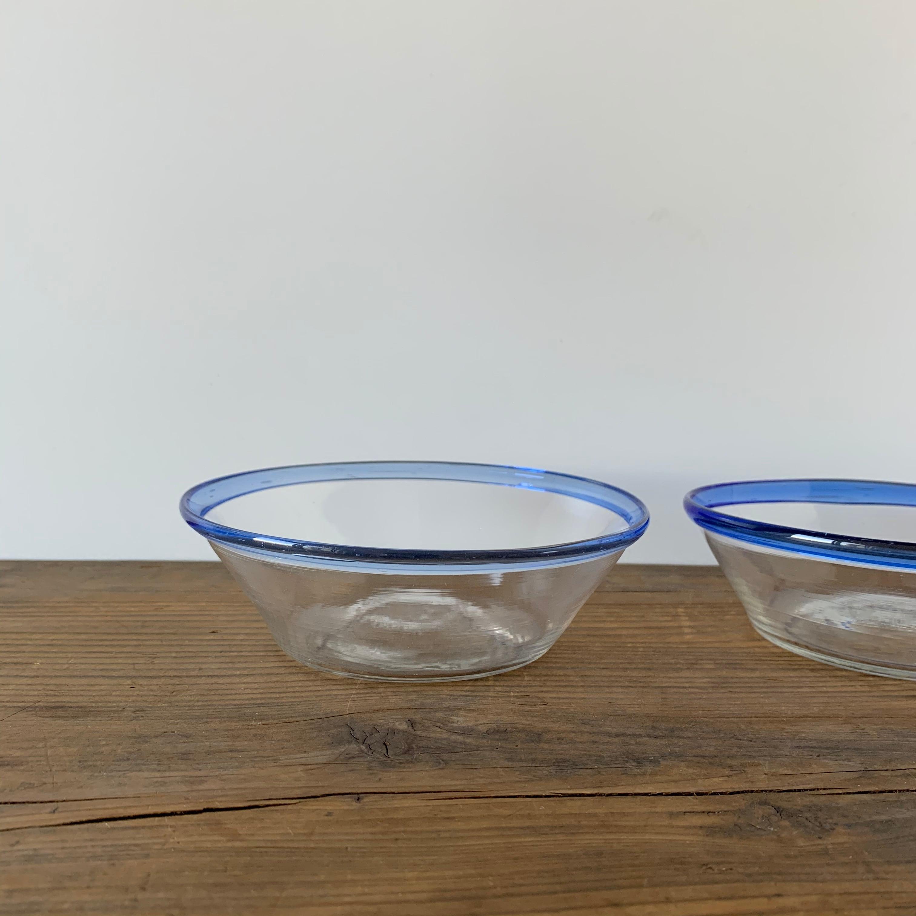 Glass Bowl / Blue[1]