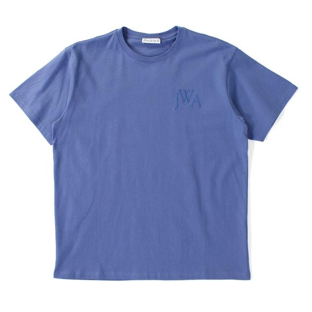 JW ANDERSON  Logo T-shirt Blue