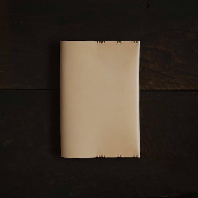 ノートカバー B6サイズ 牛ヌメ革