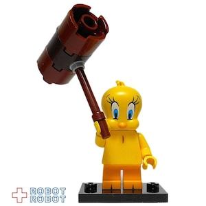 レゴ LEGO ミニフィグ ルーニーチューンズ トゥイーティー