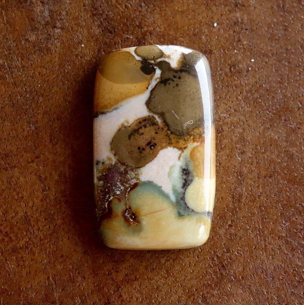 ピーナッツウッドジャスパー 天然石ルース