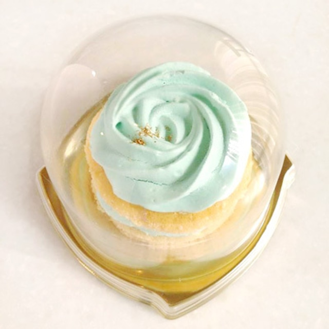 【冷凍】LULU'LAZIZE ローズのプチケーキ ティファニーブルー