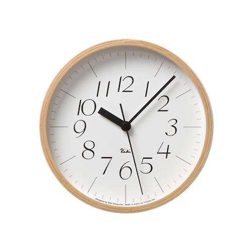 Riki Clock(WR_0312S)