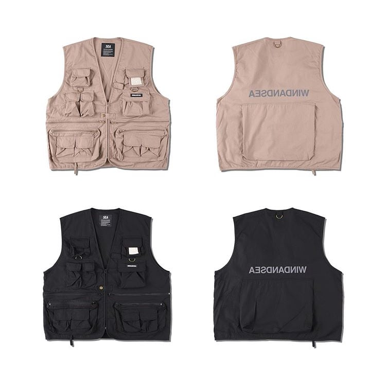 WDS DELIVERY VEST