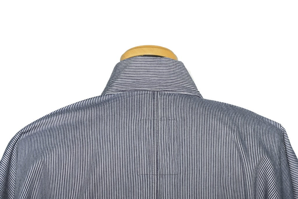 ヒッコリー -グラデーション (裾暈し)