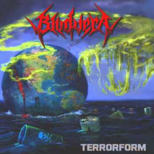 """BLUDVERA """"Terrorform"""" (輸入盤)"""