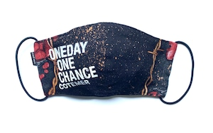 【COTEMER マスク 日本製】ONE DAY ONE CHANCE BAND × BLEACH MASK 0525-134