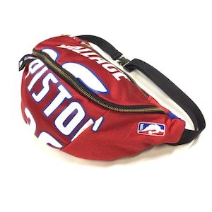 ウエストバッグ Waist bag sports red 【waist005】