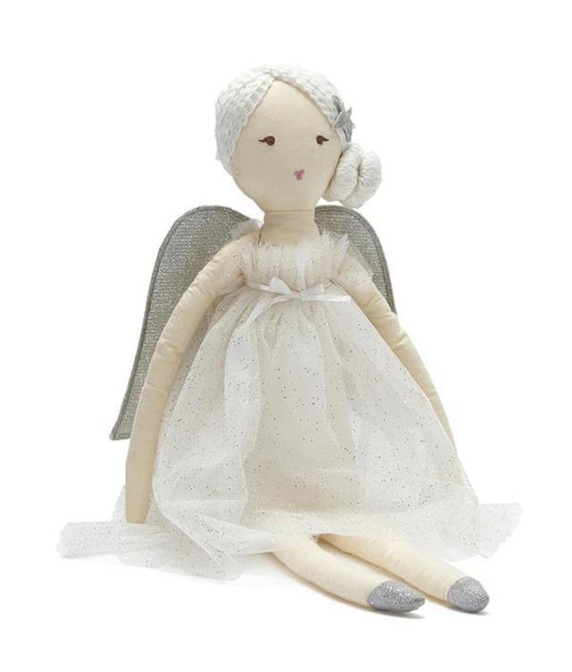 NANAHUCHY / Isabella the Angel-White