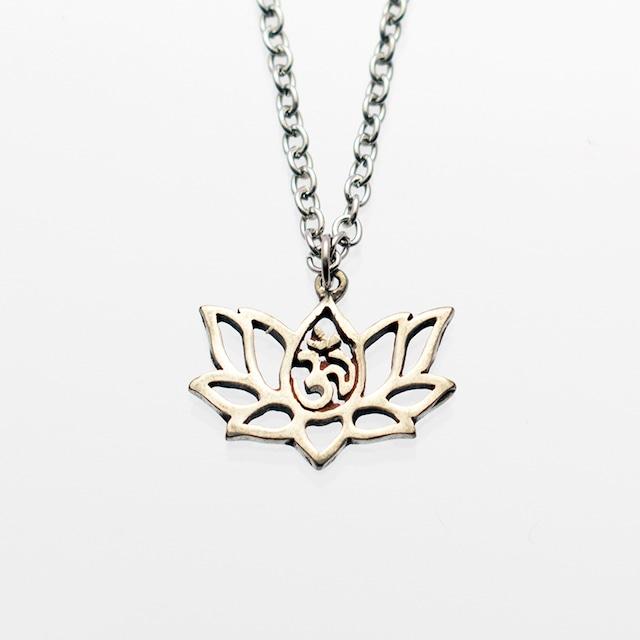 ネックレス ロータス03 Necklace Lotus03