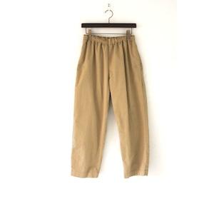 C-30435 Soft Chino Cloth Balloon Pants