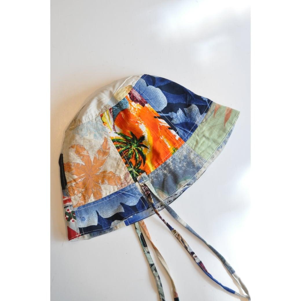 【RehersalL】aloha hat (3)/【リハーズオール】アロハ ハット(3)