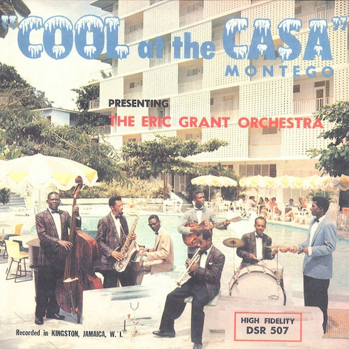 【LP】Eric Grant Orchestra - Cool At The Casa Montego