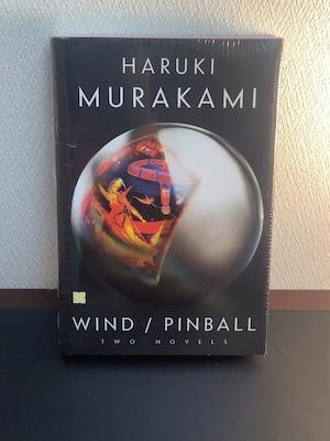 Haruki Murakami『Wind/Pinball two novels(kino books edition)』(洋書・ハードカバー版)