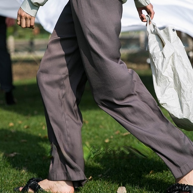 Silky air pants(シルキーエアーパンツ)b-349